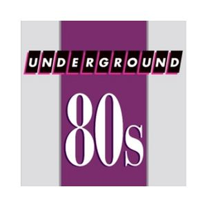 Fiche de la radio SomaFM: Underground 80s