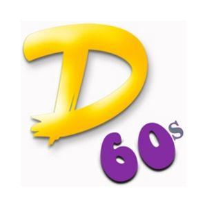 Fiche de la radio #1 D 60s