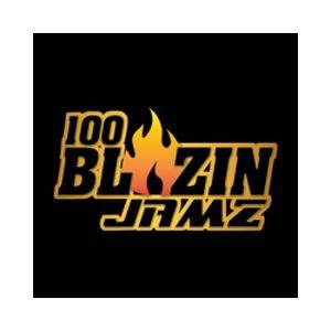 Fiche de la radio 100 Blazin' Jamz