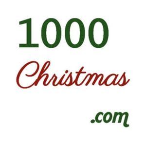 Fiche de la radio 1000 Christmas