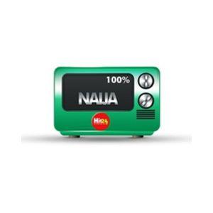 Fiche de la radio 100% Naija