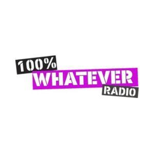 Fiche de la radio 100% Whatever Radio