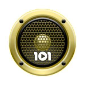 Fiche de la radio 101.ru – 90's Gold