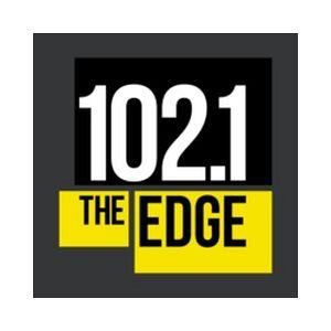 Fiche de la radio 102.1 the Edge