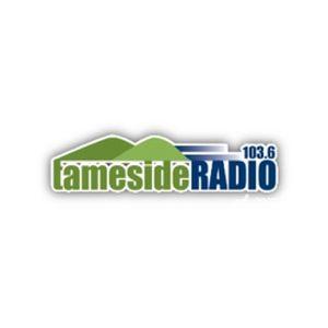 Fiche de la radio 103.6 FM Tameside Radio