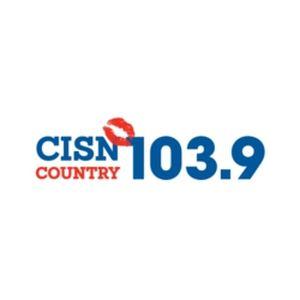 Fiche de la radio 103.9 CISN Country
