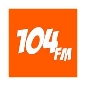 Fiche de la radio 104 FM BH