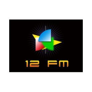 Fiche de la radio 12 FM