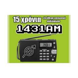 Fiche de la radio 1431 AM