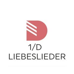Fiche de la radio 1/D Liebeslieder