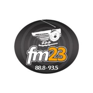 Fiche de la radio 23 FM