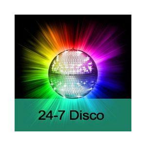 Fiche de la radio 24-7 Disco
