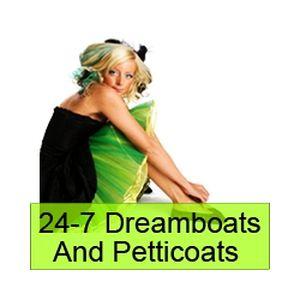 Fiche de la radio 24-7 Dreamboats And Petticoats