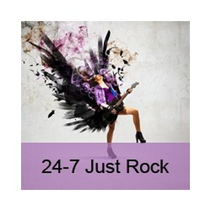 Fiche de la radio 24-7 Just Rock