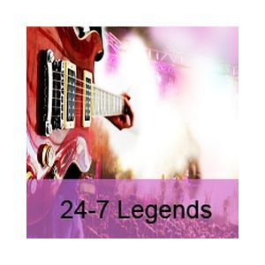 Fiche de la radio 24-7 Legends
