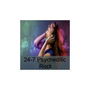 Fiche de la radio 24-7 Psychedelic Rock