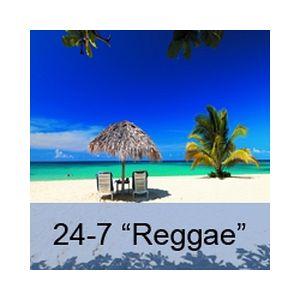 Fiche de la radio 24-7 Reggae