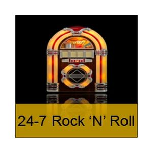 Fiche de la radio 24-7 Rock 'n' Roll