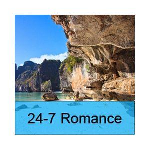 Fiche de la radio 24-7 Romance
