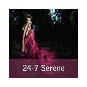Fiche de la radio 24-7 Serene