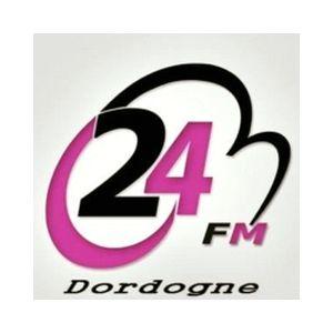 Fiche de la radio 24FM Dordogne