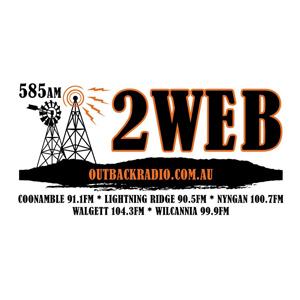 Fiche de la radio 2WEB Outback Radio