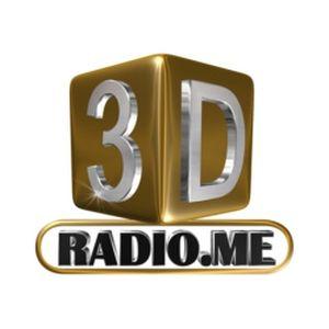 Fiche de la radio 3D Radio.me