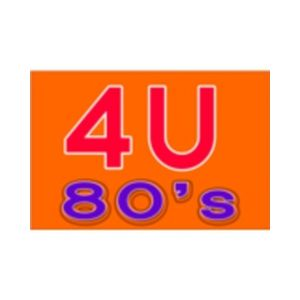 Fiche de la radio 4U – 80's