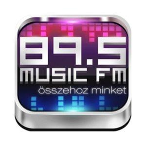 Fiche de la radio 89.5 Music Fm