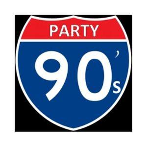 Fiche de la radio 90's PARTY