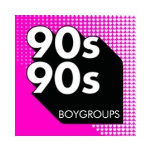Fiche de la radio 90s90s Boygroups