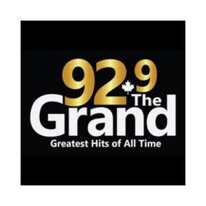 Fiche de la radio 92.9 The Grand