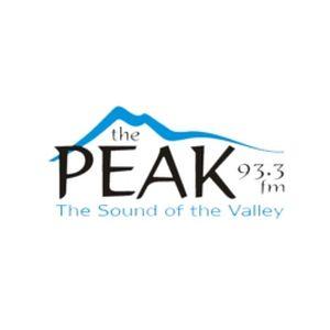 Fiche de la radio 93.3 The Peak