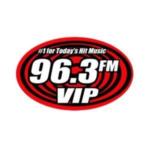 Fiche de la radio 96.3 fm VIP