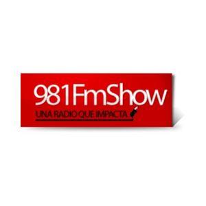 Fiche de la radio 98.1 FM Show