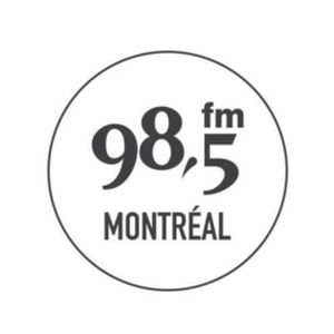 Fiche de la radio 98.5 FM Montréal