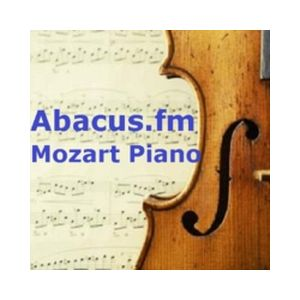 Fiche de la radio Abacus.fm – Mozart Piano