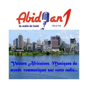 Fiche de la radio Abidjan1