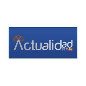 Fiche de la radio Actualidad 93.7 Mhz