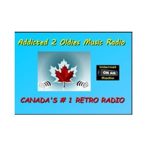 Fiche de la radio Addicted to oldies music radio