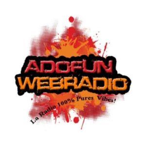 Fiche de la radio Adofun Webradio