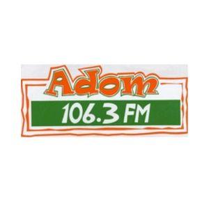 Fiche de la radio Adom FM 106.3