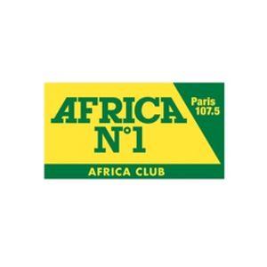 Fiche de la radio Africa N°1 Africa Club