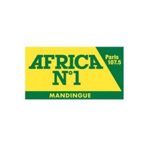 Fiche de la radio Africa N°1 Mandingue