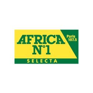 Fiche de la radio Africa n°1 selecta