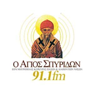 Fiche de la radio Αγιος Σπυρίδων 91,1