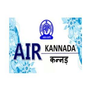 Fiche de la radio AIR Kannada