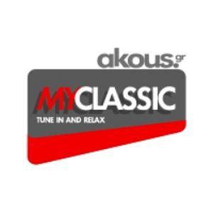 Fiche de la radio Akous. MyClassic