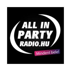 Fiche de la radio All In PartyRadio