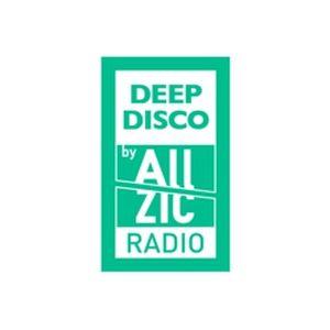 Fiche de la radio Allzic Deep Disco